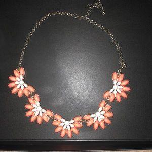 Nordstrom statement necklace.